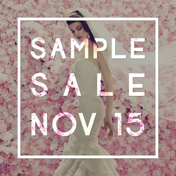 Archive - Wedding Dress Sample Sales and Bridal Designer Days