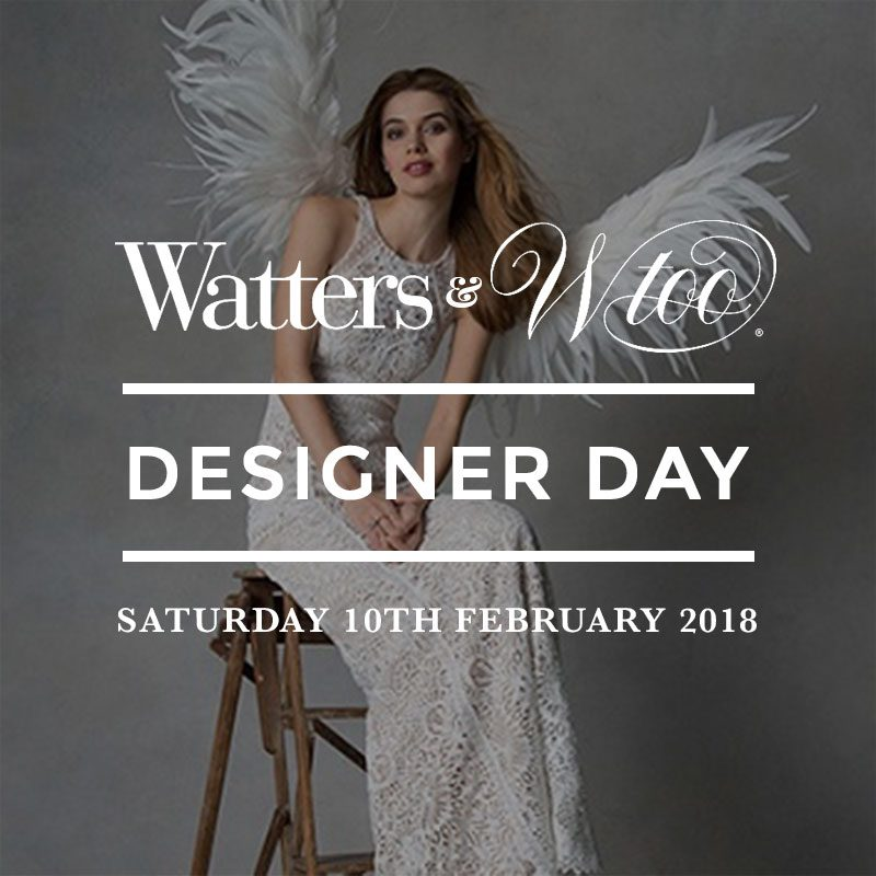 Watters Brides and Wtoo Designer Day at London Bride Couture ...