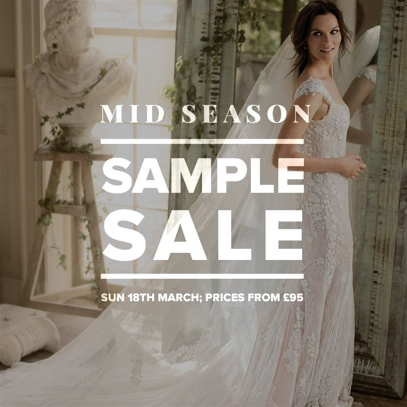 Designer Wedding Dress Sample Sale March 2018 Designer Wedding Dresses In London Couture Bridal Gowns
