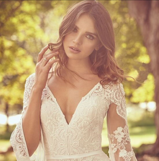 Wedding Gowns London: Designer Wedding Dresses In London