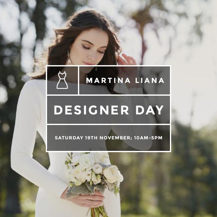 martina liana designer day
